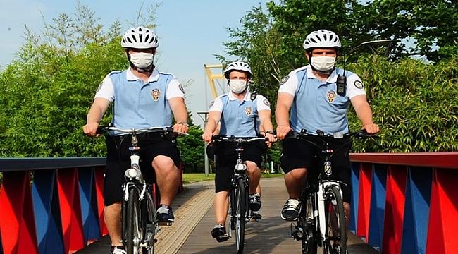 Darıca'ya bisikletli polis timleri geliyor