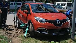 Doğu Kışla Pazar Alanı'nda hatalı parklanmaya geçit yok
