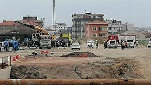 Gebze'deki metro inşaatında 1 kişi hayatını kaybetti!