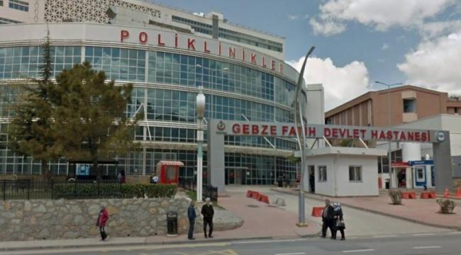 Gebze Fatih Devlet hastanesinde milyonluk yolsuzluk iddiası!