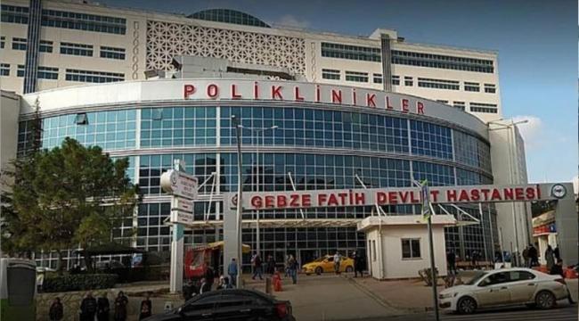 Gebze Fatih devlet hastanesinde skandallar bitmiyor!
