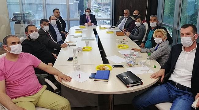 Gelecek Partisi yoğun gündemle toplandı