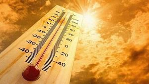 Hava sıcaklığı 30 derecenin altına düşmeyecek!