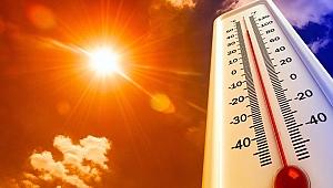 Kocaeli'de sıcaklık artıyor