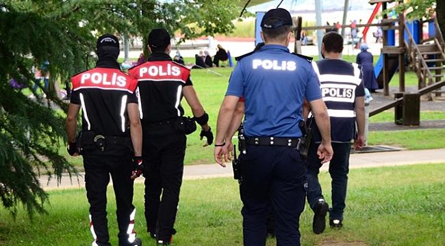 Korona uygulamasında aranan 28 kişi yakalandı