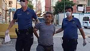 O saldırgan tutuklandı!