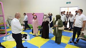 Başkan Bıyık'tan Darıcalı kadınlara müjde