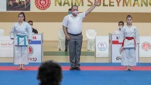 Çayırova,Gebze ve Darıca Karate hakemleri mesaide