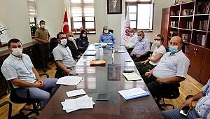 Darıca'da Bayram tedbirleri için toplantılar