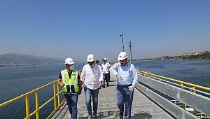 Deniz atıklarına yeni atık kabul tesisi