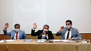 Dilovası Belediye Meclisi'nde komisyon üyeleri belli oldu