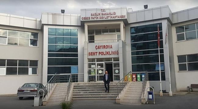 Farabi'den 'Çayırova Semt Polikliniği' açıklaması!