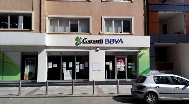 Garanti Bankası Gebze şubesinde korona çıktı!