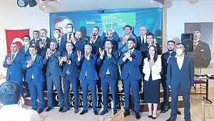 Gelecek Gebze'de Osmanoğlu seçilmiş başkan