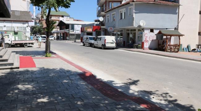 İzmit Bağdat Caddesi'nde sona gelindi