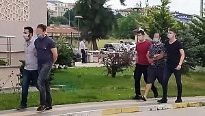 Kocaeli'de ATM dolandırıcıları polisin takibiyle yakalandı