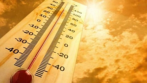 Kocaeli'de sıcaklık 40 dereceyi geçecek!