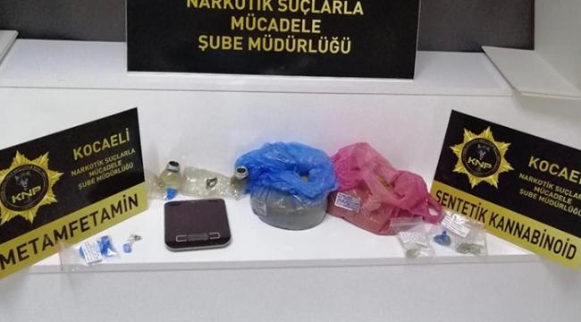 Kocaeli'de torbacılara operasyon: 3 gözaltı
