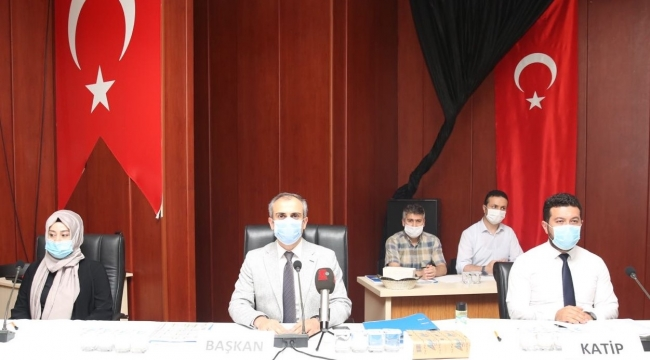 Mecliste komisyon üyeleri seçildi