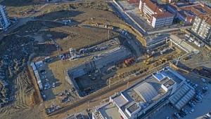 Mutlukent Metro inşaatında patlama!