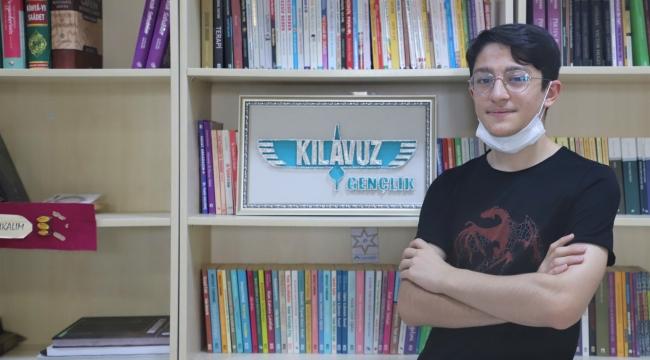 Başarısının temelini Bilgievi'nde attı