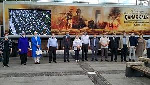 Çanakkale Savaşları Mobil Müzesi, Kocaeli'de