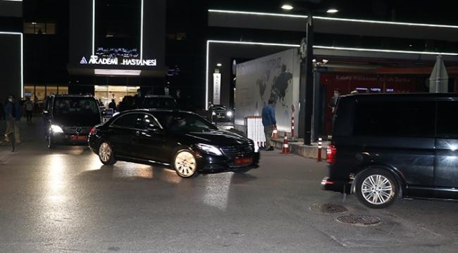 Cumhurbaşkanı Erdoğan'dan Kocaeli'de hasta ziyareti