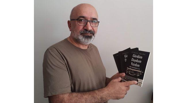 Gebzeli gazeteci Cengiz Akgün'ün kitabı çıktı