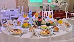 Kocaeli'de düğünlerde yemek izni çıktı!