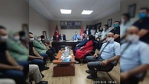 MHP Gebze'de kongre kulisleri!