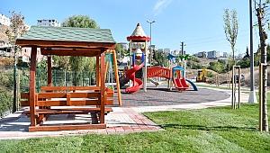 Çayırova'ya yeni park