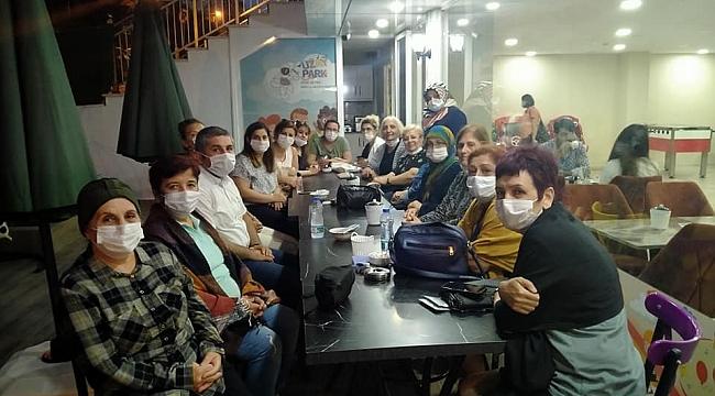 CHP Gebze'den kadın buluşması!
