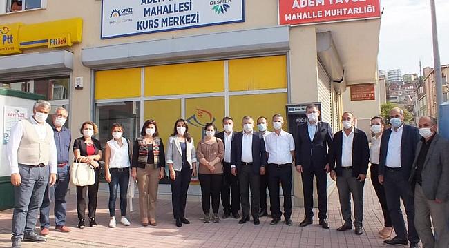 CHP Gebze'nin fotoğrafını çekti!