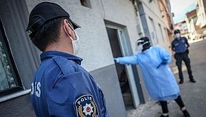 Covid-19 denetimlerinde ceza kesilen kişi sayısı açıklandı
