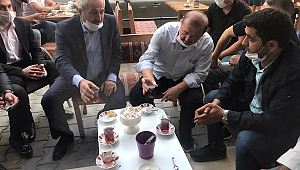 Esnaflarla Çay Sohbetleri
