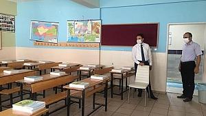 Gebze'nin köy okulları hazır!