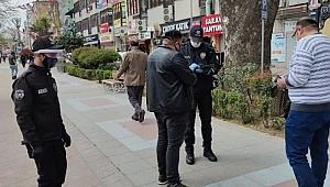 Uyarı ve cezaya rağmen sokaktalar