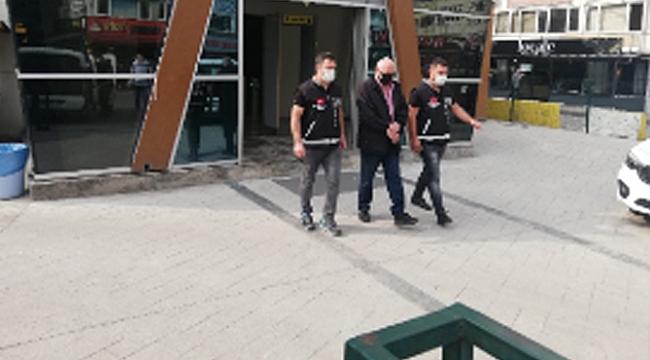 Gebze'de çaldılar, Sakarya'da yakalandılar