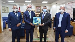 GTO, TSE Başkanı Şahin'i Gebze'de ağırladı