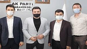 İYİ Partili başkan AK Parti'ye geçti!