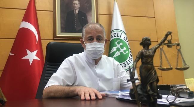 'Kocaeli Üniversitesi'nde aşı yapılan gönüllülerde şikayete rastlanmadı'