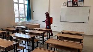 Lisede korona alarmı! Öğretmenin testi pozitif çıktı