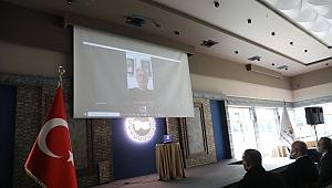 AK Parti'de ilk toplantı Başkan Ellibeş'le
