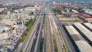 D-100 karayolu şehirlerarası yolcu taşımacılığına kapatıldı