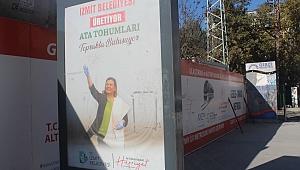İzmit'in reklamını yine Gebze'de yaptı!