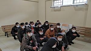 Kaçak göçmen operasyonu 3 tutuklama