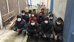 Kaçak göçmenlere operasyon!