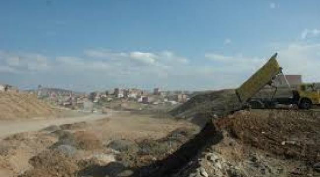 Büyükşehir'den kaçak hafriyat dökümüne rekor ceza