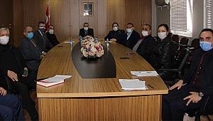 Çayırova'da Muhtarlar toplantısı!