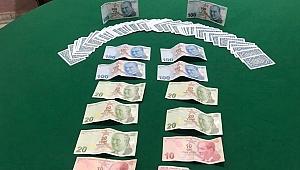 Çayırova'da oyun ve kumar baskını!